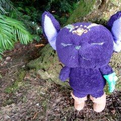 Cute Fantasy Warrior Plushie