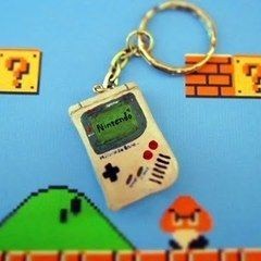 How To: Retro Game Boy Key Chain
