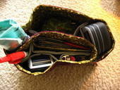 Nifty Purse Organizer
