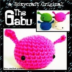 The Gabu Crochet Creature