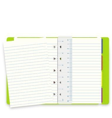 Medium filofax notebooks pocket pear alt 2