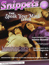 Issue 11 - Speak Your Mind Issue