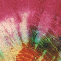 Large square pink tie dye 1233464334