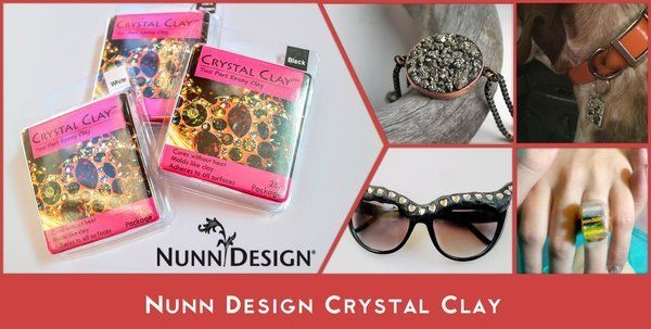Crystal Clay from Nunn Design