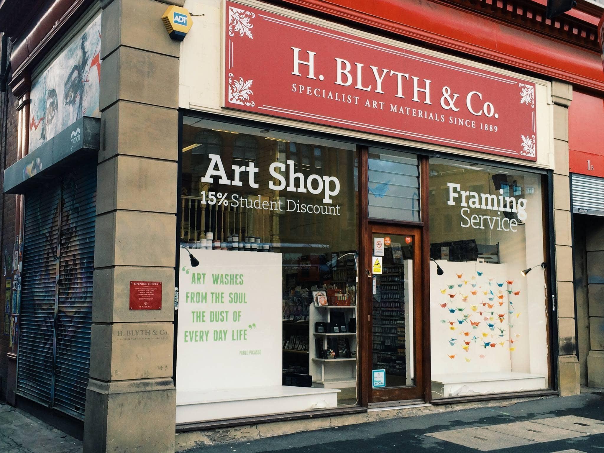 H.Blyth & Co. · Shop Showcase · Cut Out + Keep Craft Blog