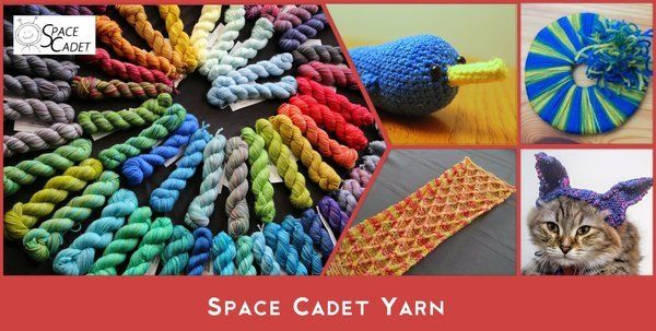 Space Cadet Yarn