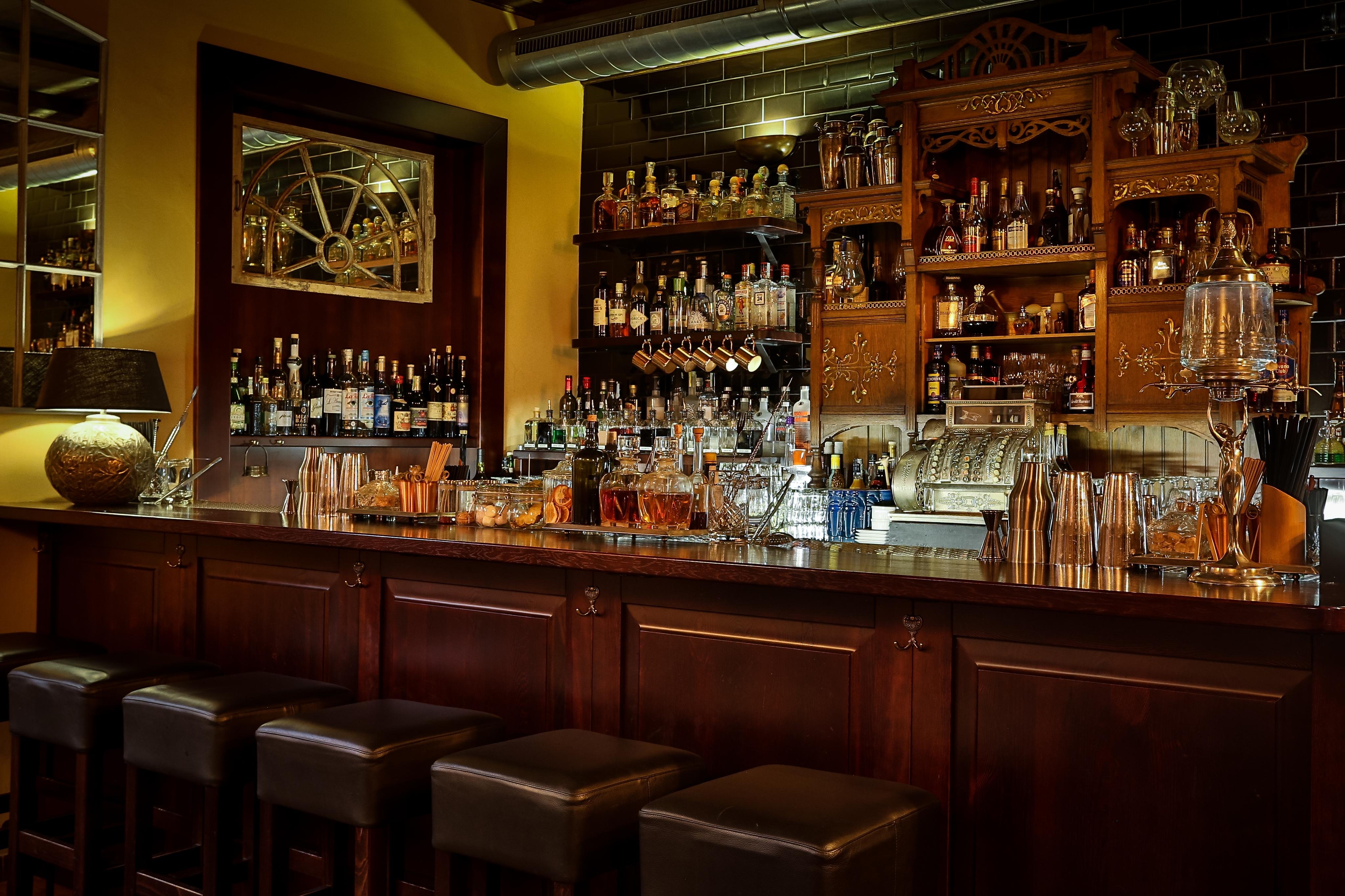 Hemingway Bar · A Bite To Eat · Cut Out + Keep Craft Blog