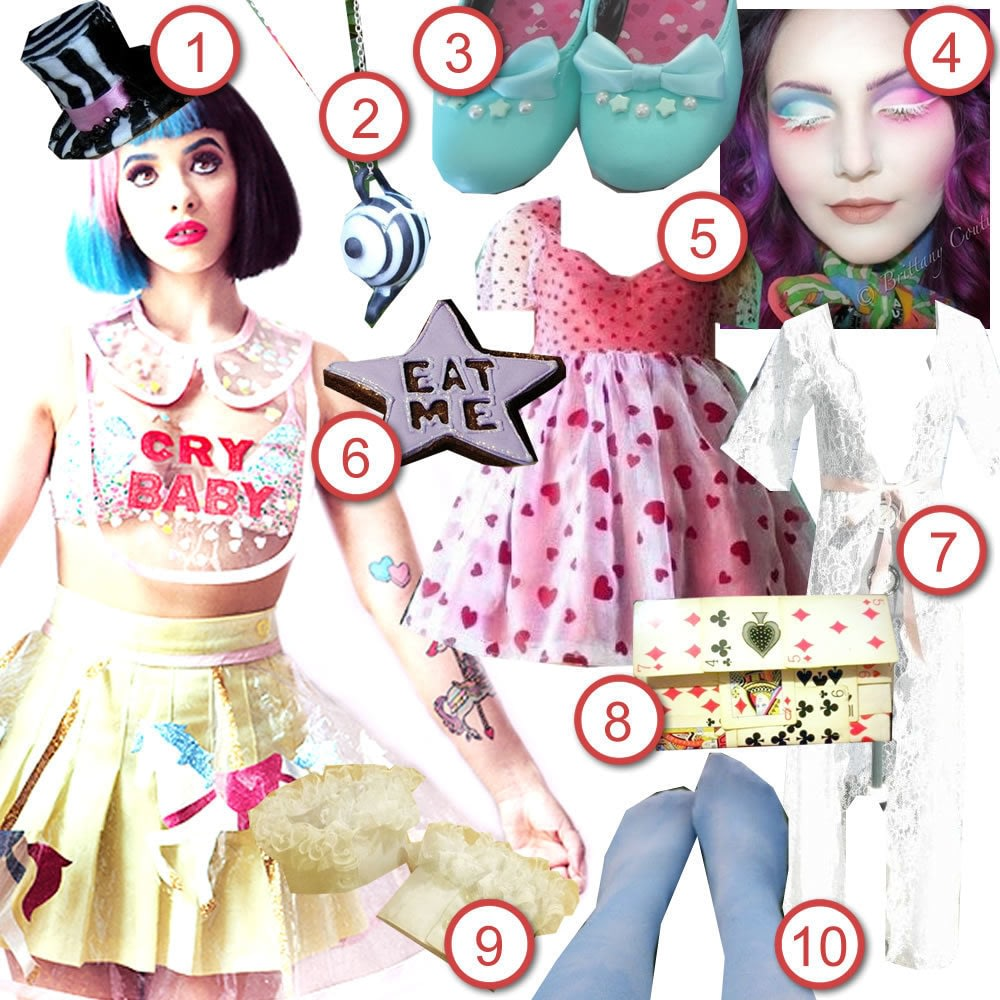 Melanie Martinez 183 Diy The Look 183 Cut Out Keep Craft Blog