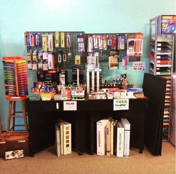 Shelf Life Art & Supply Co. · Shop Showcase · Cut Out