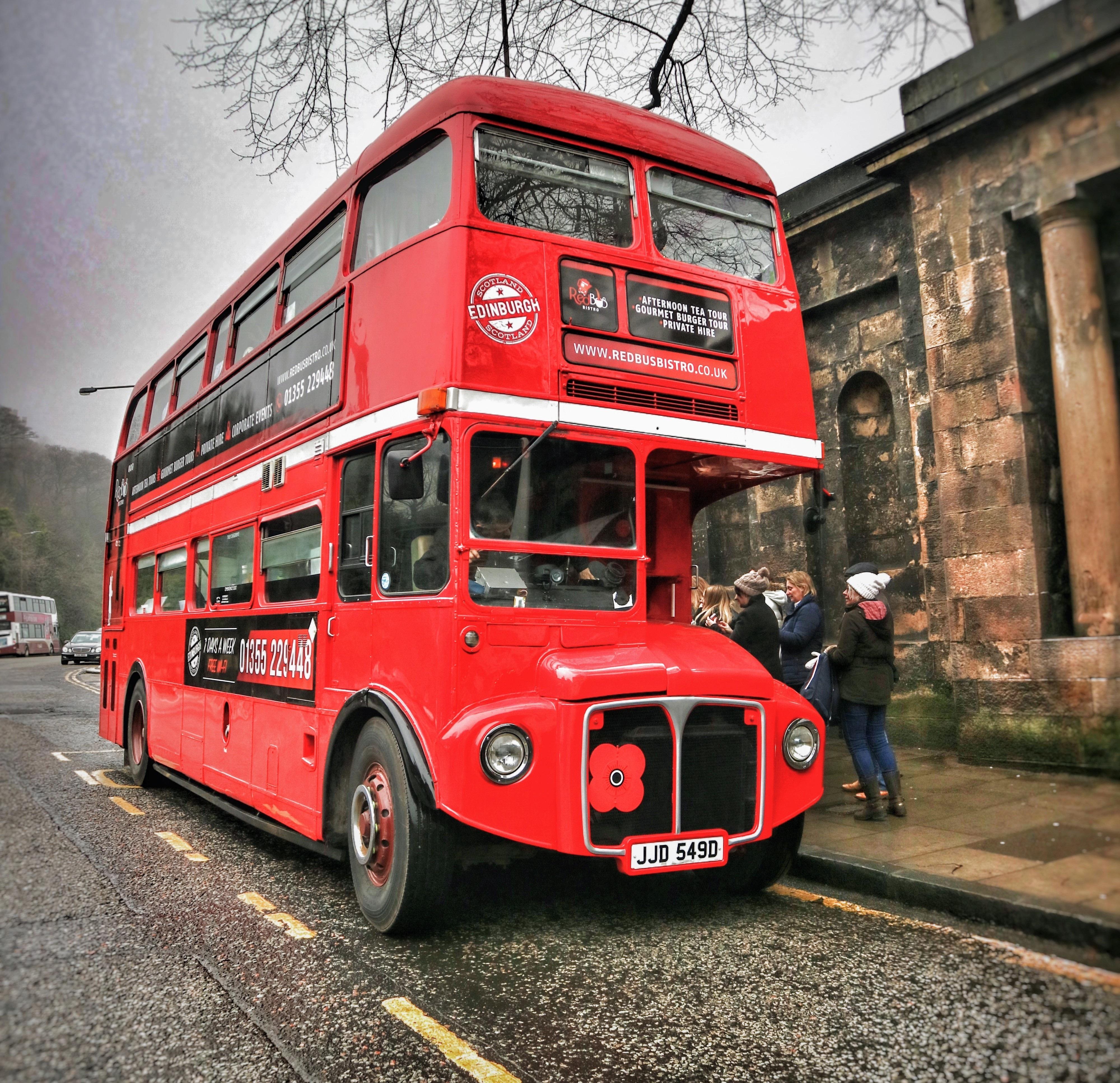 Британский автобус картинка
