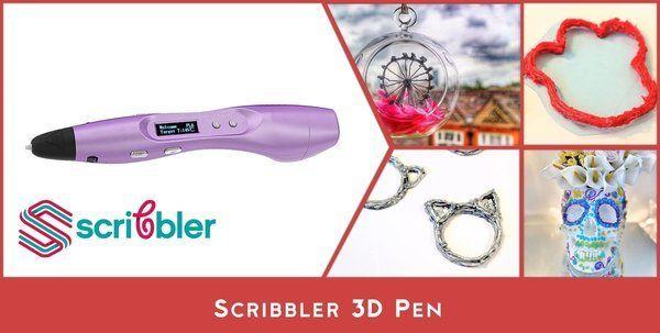 Scribbler 3D Pen