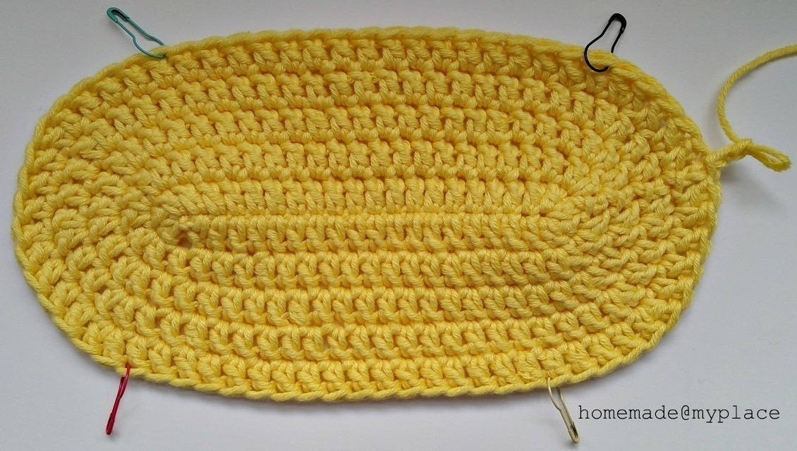 How-To Crochet An Oval Shape · Technique Tuesday · Cut Out