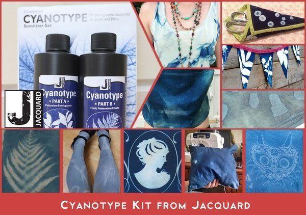 Cyanotype Kit from Jacquard