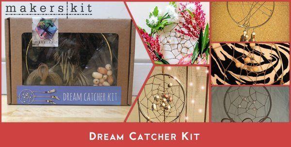 Dream Catcher Kit from Makers Kit