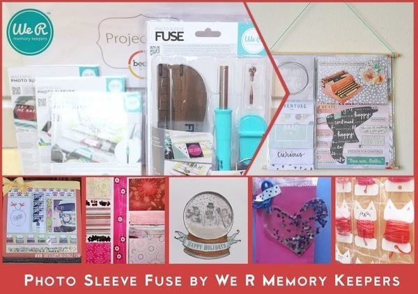 Photo Sleeve Fuse from We R Memory Keepers