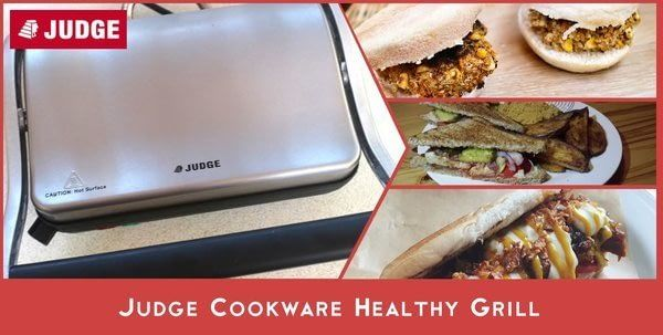 Judge Healthy Grill