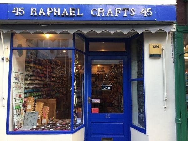 Raphael Crafts Shop Showcase Cut Out Keep Craft Blog