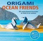 Origami Ocean Friends