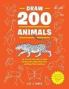 Draw 200 Animals