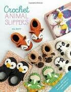 Crochet Animal Slippers