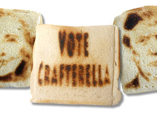 Small toast