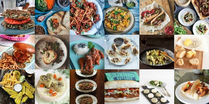 34 Meaty meat-free recipes for Veganuary