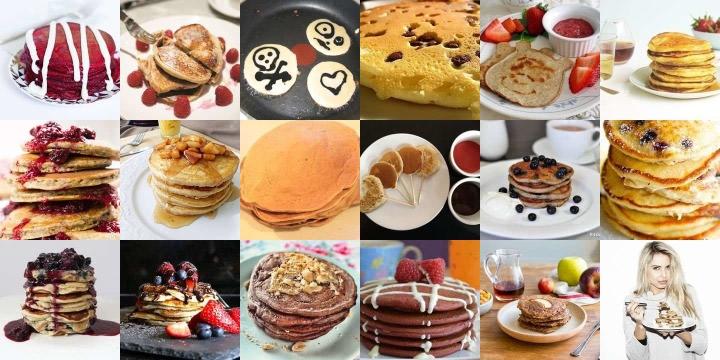 22 Pancake recipes to flip on Pancake Day