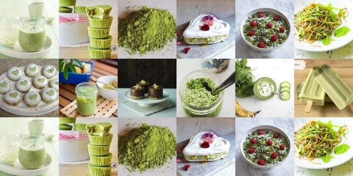 12 Matcha recipes to calm your soul