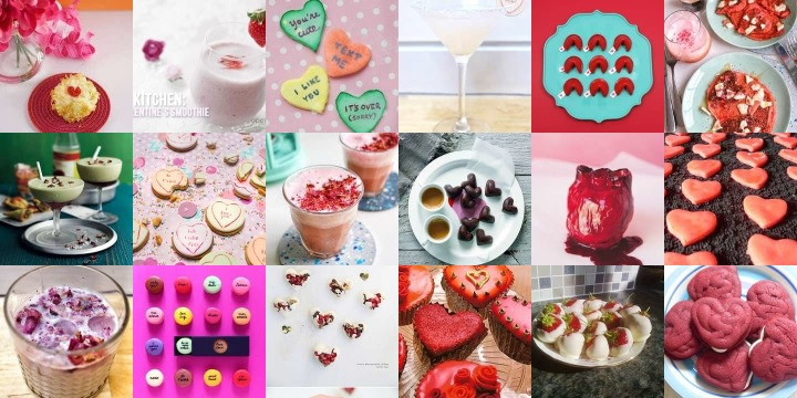22 Sweet treats to bake for your Valentine