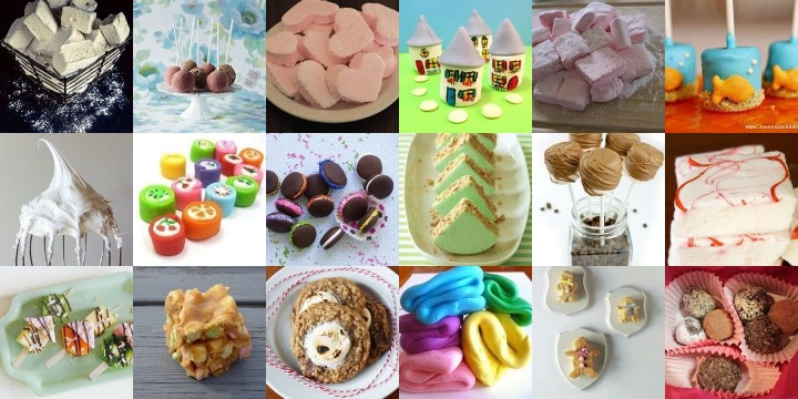 35 Marshmallow recipes to make you go mmm!