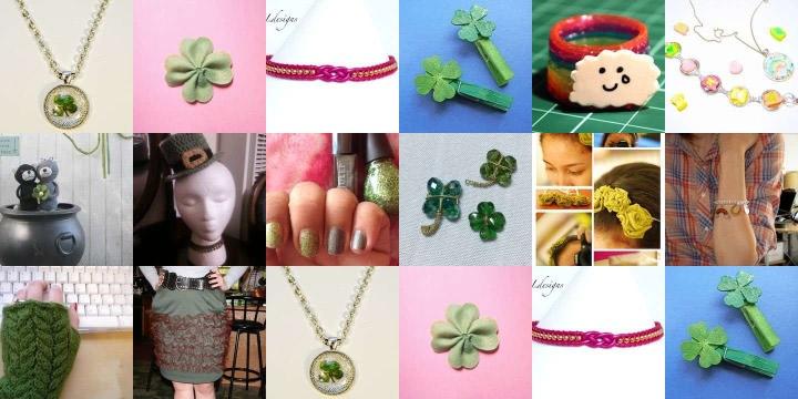 14 Irish inspired crafts to make & wear on St Patrick's Day