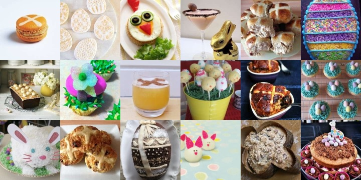 33 Easter treat and recipes to make this Spring