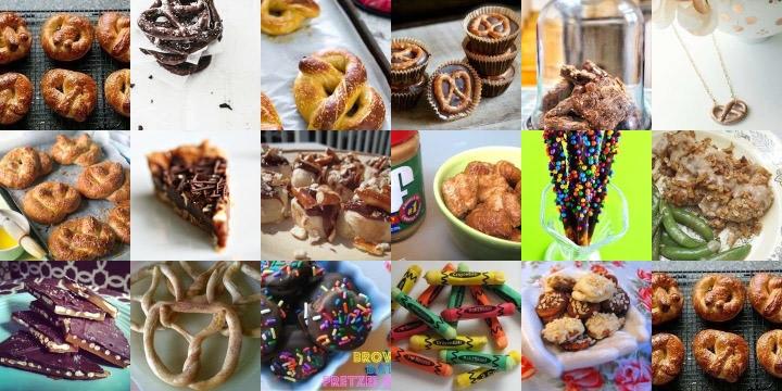 17 Recipes to celebrate National Pretzel Day