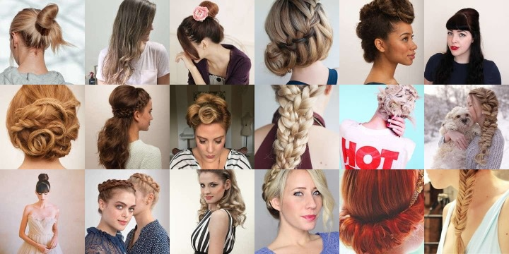 29 Hair styles to try for Hairstyle Appreciation Day