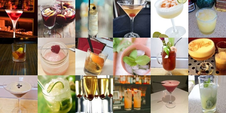 20 Classic cocktails to mix up for World Cocktail Day