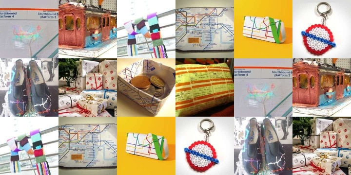 10 London Underground crafts to make for National Train Day