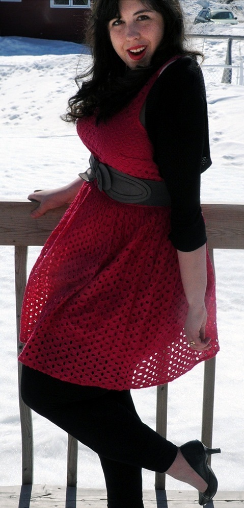 Allison From Misfit Isle 183 Diy Fashionista 183 Cut Out Keep Craft Blog