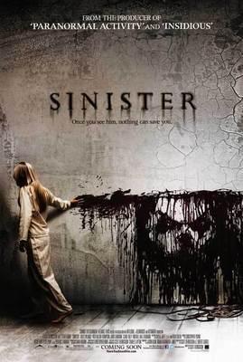 Medium sinister movie poster 2012