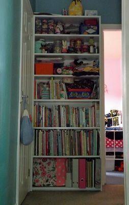 Medium shelves 1