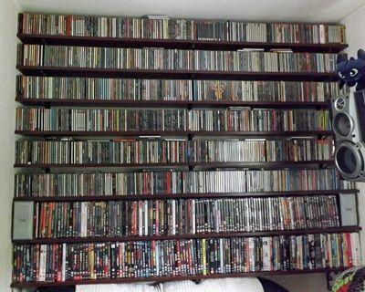Medium shelves 4