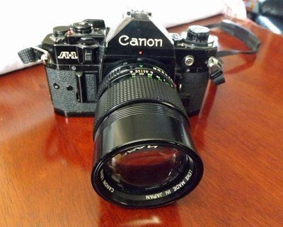 Medium canon a1