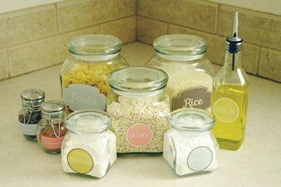 Medium kitchen labels 31