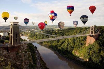 Medium balloon fiesta  july