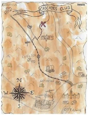 Medium map