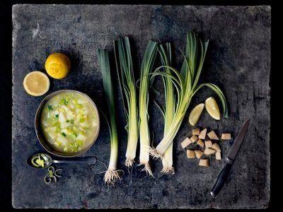 Medium potato leek soup 800x600