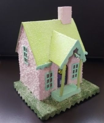 Medium fairy glitter house3