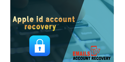 Medium apple id account recovery