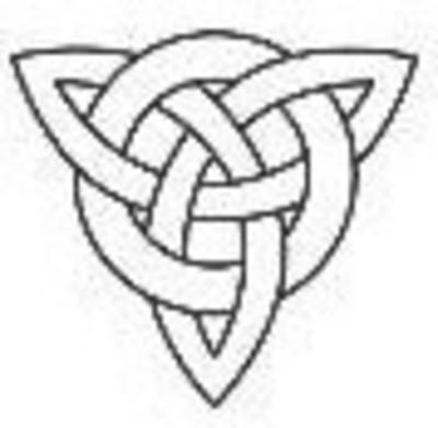 Medium knots tattoo 263