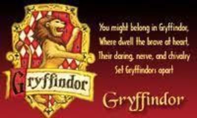 Medium gryffindor