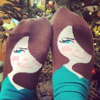 Kate Middle-Toe Socks
